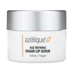 Азэлик, Age Refining Sugar Lip Scrub, 0.5 oz (14 g) отзывы