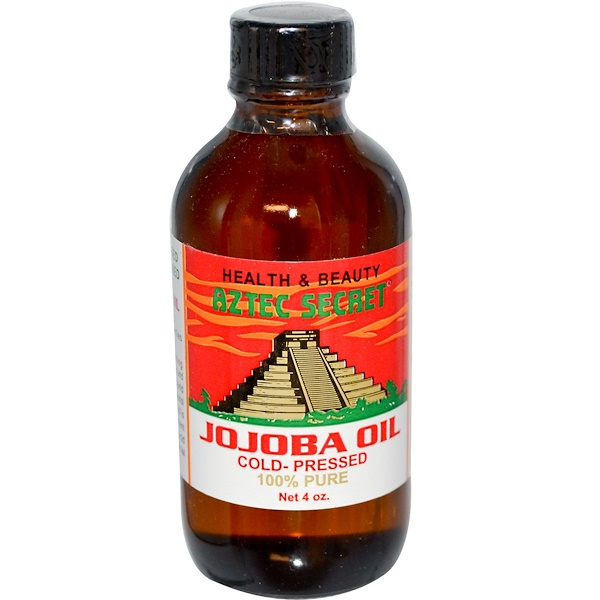 Aztec Secret, Jojoba Oil, 4 oz (Discontinued Item)