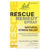 Bach, Original Flower Remedies, Rescue Remedy, Natural Stress Relief Spray, 0.245 fl oz (7 ml)