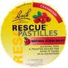 Bach, Original Flower Remedies, Rescue Pastilles, Natural Stress Relief, Cranberry, 1.7 oz (50 g)