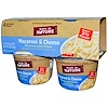 Back to Nature, Macaroni & Cheese Dinner, White Cheddar Cheese, Microwavable, 4 Cups, 2 oz (57 g) Each (Discontinued Item)
