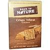 Back to Nature, Crackers, Crispy Wheat, 8 oz (226 g)