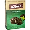 Back to Nature, Cookies, Fudge Mint, 6.4 oz (181 g)
