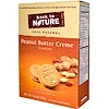 Back to Nature, Peanut Butter Creme Cookies, 9.6 oz (272 g) (Discontinued Item)