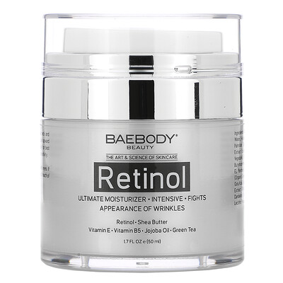 Купить Baebody Retinol, 1.7 fl oz (50 ml)