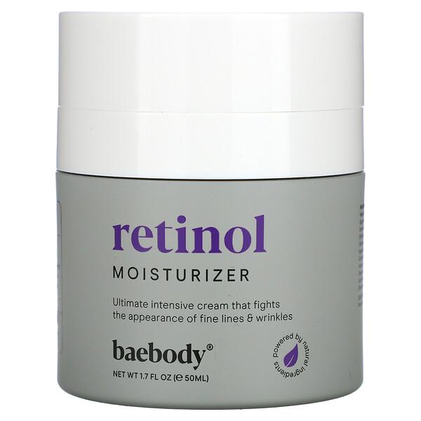 Retinol Moisturizer, 1.7 fl oz (50 ml)