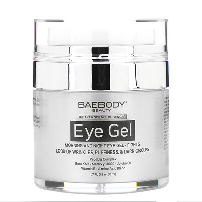 Baebody Eye Gel, 1.7 fl oz (50 ml)