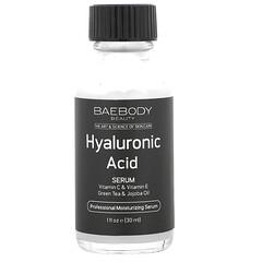 Baebody, 透明質酸精華,1 液量盎司(30 毫升)