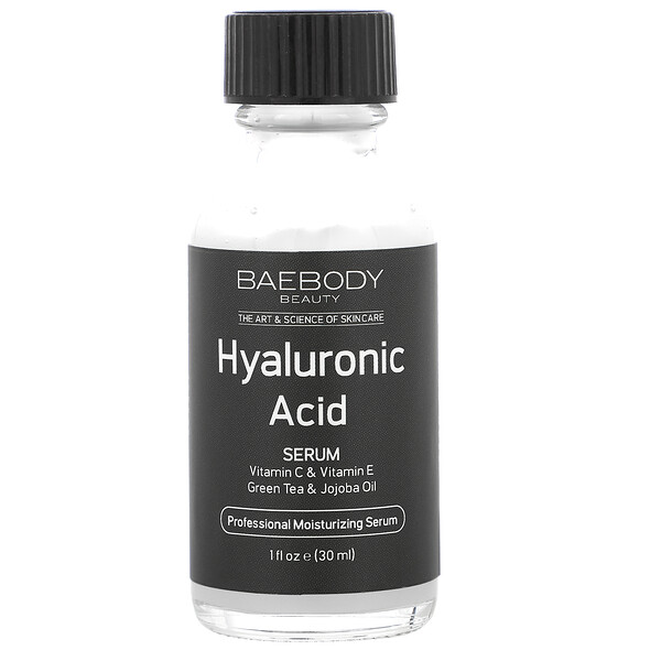 Baebody, Hyaluronic Acid Serum, 1 fl oz (30 ml)