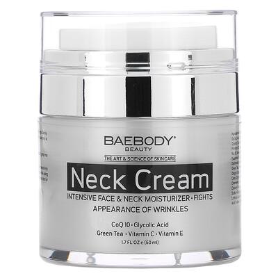 Baebody Neck Cream, 1.7 fl oz (50 ml)