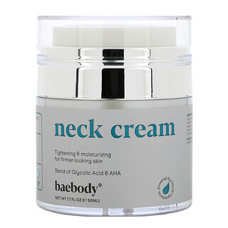 Baebody, 頸霜,1.7 液量盎司(50 毫升)