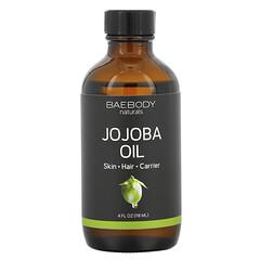 Baebody, 荷荷巴油,4 液量盎司(118 毫升)