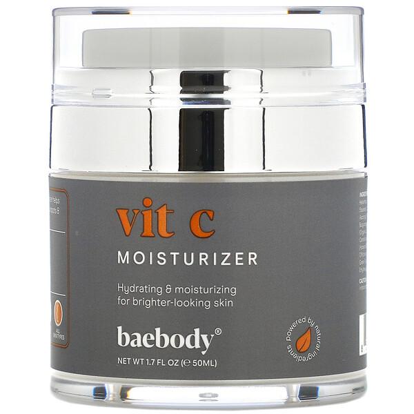 Vitamin C Moisturizer, 1.7 fl oz (50 ml)