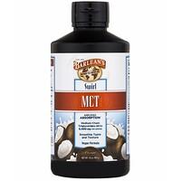 MCT (триглицериды средней цепи), кокос, жидкая смесь, 16 унций (454 г) - фото