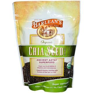 Barlean's, Органика, Добавка с семенами чиа, 12 унций (340 г)
