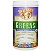 Barlean's, Greens, Powder Formula, Natural Berry Flavor, 8.78 oz (249 g)