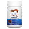 Barlean's, Ideal Omega 3, Orange , 1,000 mg EPA/DHA, 60 Softgels