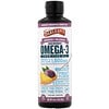 Barlean's, Seriously Delicious, Omega-3 Fish Oil, Passion Pineapple Smoothie, 16 oz (454 g)