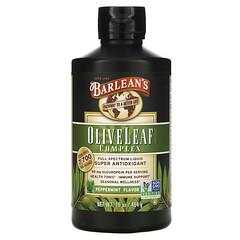 Barlean's, 橄欖葉複合物,薄荷味,16 盎司(454 克)