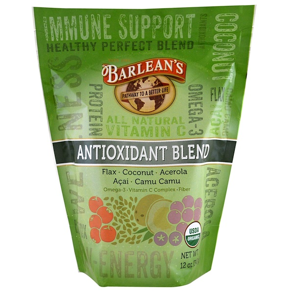 Barlean's, Organic Antioxidant Blend, 12 oz (340 g) (Discontinued Item)