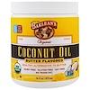 Barlean's, Organic Coconut Oil, Butter Flavored, 16 fl oz (473 ml)