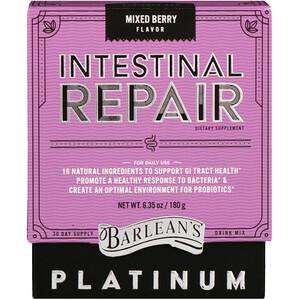 Барлинс, Platinum Intestinal Repair, Mixed Berry Flavor, 6.35 oz (180 g) отзывы покупателей