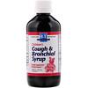Boericke & Tafel, Premium, Children's Cough & Bronchial Syrup, Cherry Flavored, 8 fl oz (240 mg)