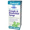 Boericke & Tafel, Cough & Bronchial Syrup, 99% Alcohol Free, 8 fl oz (Discontinued Item)