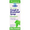 Boericke & Tafel, Cough & Bronchial Syrup, Zinc Formula, 8 fl oz