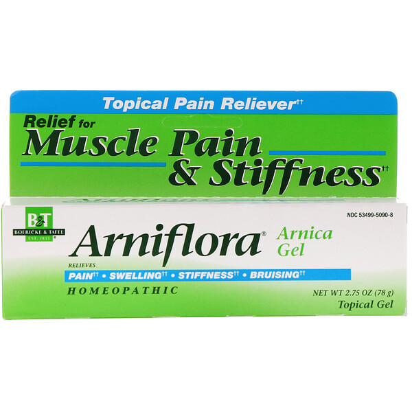 Arniflora, Arnica Topical Gel, 2.75 oz (78 g)