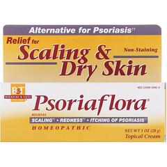 Boericke & Tafel, Psoriaflora 局部使用乳霜膏,1 盎司(28 克)