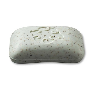 Baudelaire Soaps, Bar Soap, Loofa Mint, 5 oz (141 g)
