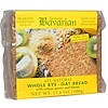 Bavarian Breads, Whole Rye-Oat Bread, 17.6 oz (500 g)