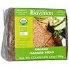 Bavarian Breads, オーガニック フラックスシードブレッド, 17.6 オンス (500 g)