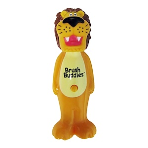 Браш Баддис, Poppin', Rickie Lion, Soft, 1 Toothbrush отзывы покупателей