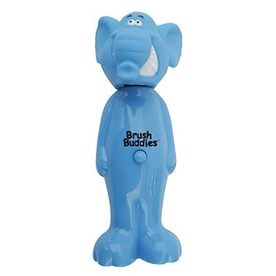 Brush Buddies Poppin',海利大象,軟毛,1牙刷