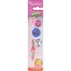 Brush Buddies, Shopkins, зубная щетка, набор для путешествий, мягкая, 2 шт