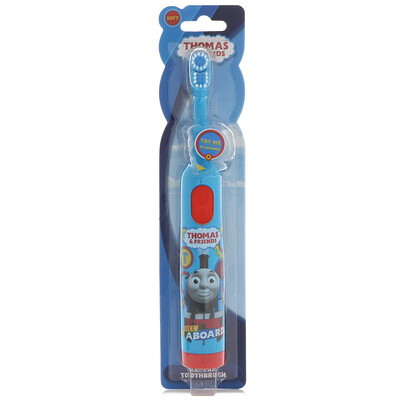 Brush Buddies Thomas & Friends, Electric Toothbrush, Soft , 1 Toothbrush