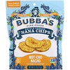 Bubba's Fine Foods, 'Nana Chips, Not-Cho Nacho, 2.7 oz (77 g)