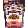 Bubba's Fine Foods, UnGranola, Cinnful Apple, 6 oz (170 g)