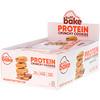 Buff Bake, プロテイン・サンドイッチクッキー、ピーナッツバターカップ、8個入りパック、各1.79オンス (51 g)