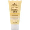 Babo Botanicals, Daily Sheer Mineral Sunscreen, SPF 40, 1.7 fl oz (50 ml)