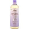 Babo Botanicals, Calming Shampoo, Bubble Bath & Wash, Lavender & Meadowsweet, 15 fl oz (450 ml)