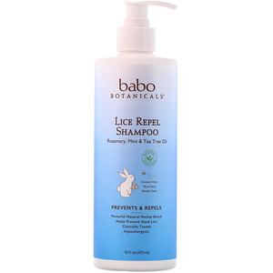 Бабо Ботаникалс, Lice Repel Shampoo, 16 oz (473 ml) отзывы покупателей