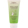 Babo Botanicals, Swim & Sport Conditioner, Cucumber & Aloe Vera, 6 fl oz (180 ml)