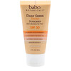 Babo Botanicals, Daily Sheer, Tinted Sunscreen, SPF 30, 1.7 fl oz (50 ml)