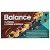 Balance Bar, 栄養補給バー、生クッキー味、6本、各50g