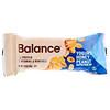 Balance Bar, Nutrition Bar, Yogurt Honey Peanut, 6 Bars, 1.76 oz (50 g) Each