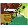 Balance Bar, 栄養バー、チョコレートミントクッキークランチ、6本、各1.76オンス (50 g)