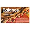 Balance Bar, 栄養補給バー、ピーナッツバター、6本、各50g